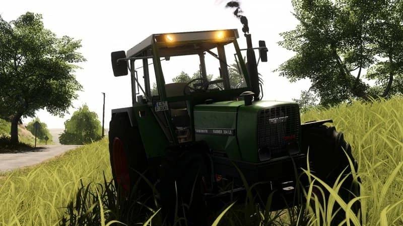 Fendt Farmer 30x Edit by FJ Modding
