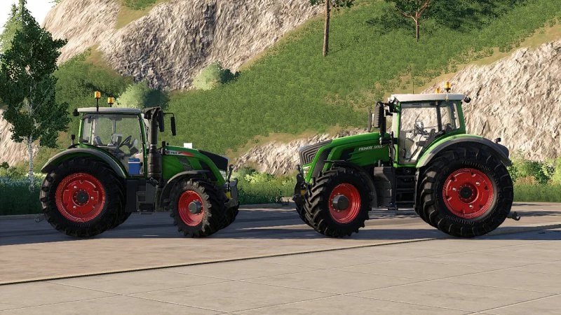 FENDT PACK WITH IFKOS