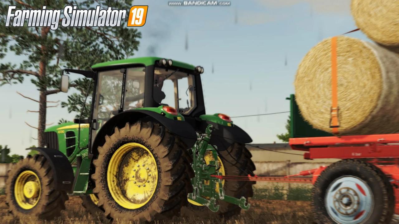 FS19 John Deere 6030