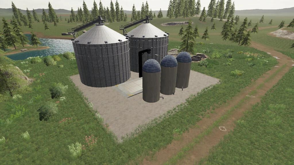 Grainquid Storage