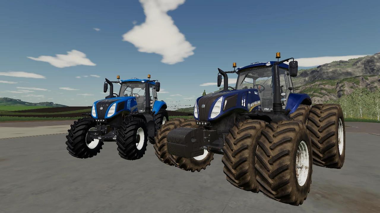 New Holland T8 Series EU
