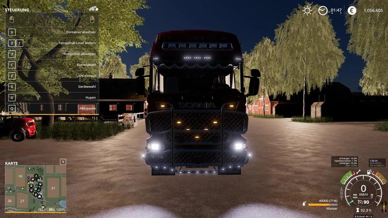 Scania R730 HKL by Ap0lLo