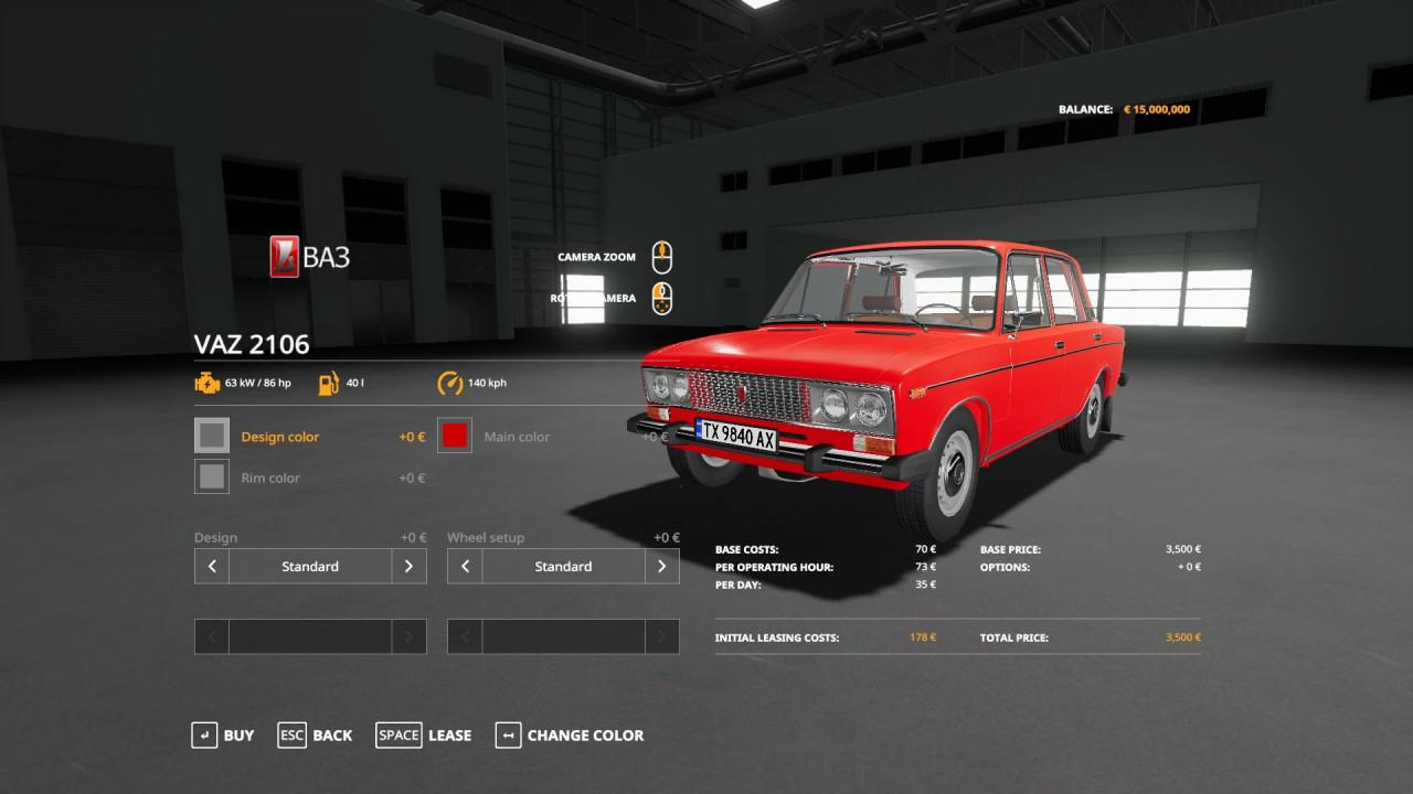 VAZ 2106 / LADA 1600