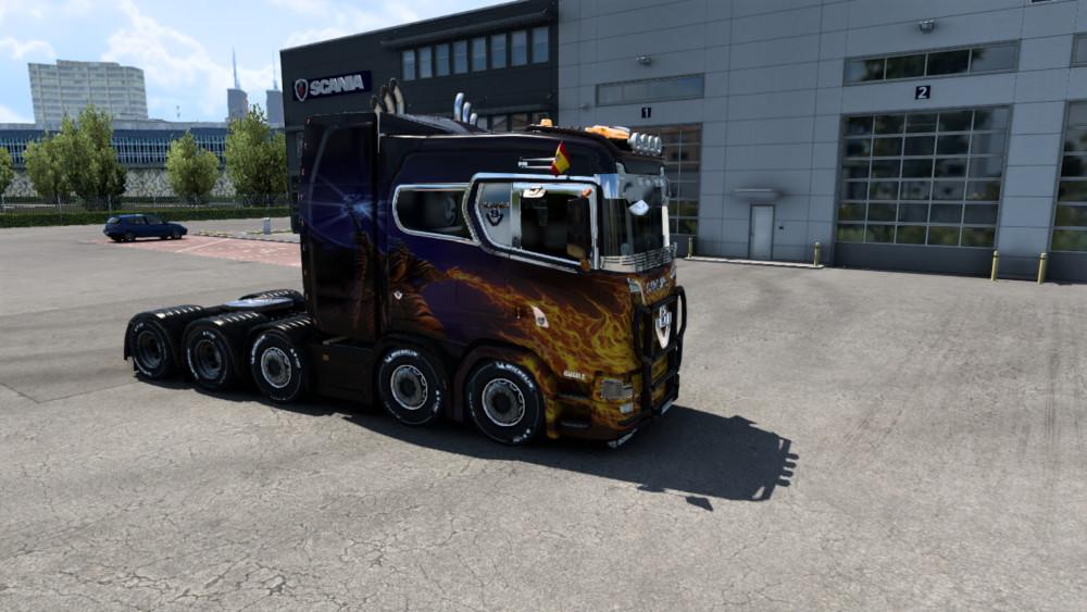 Scania Illegal S