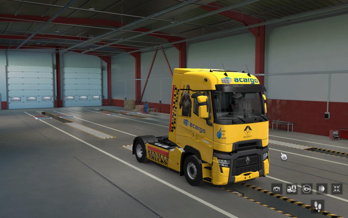 Acargo Renault Trucks