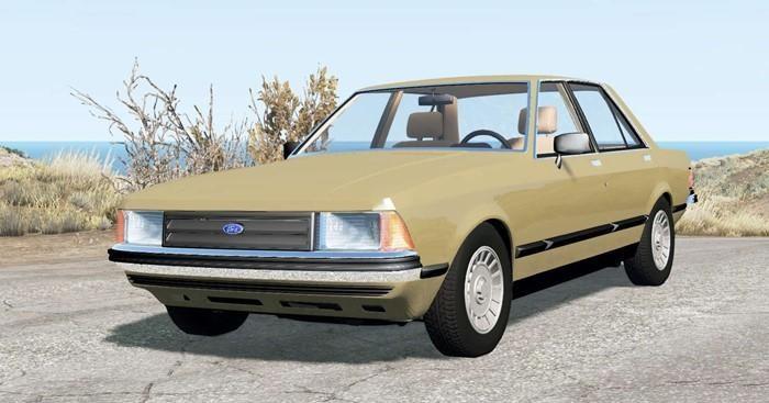 Ford Granada (MkII) 1983