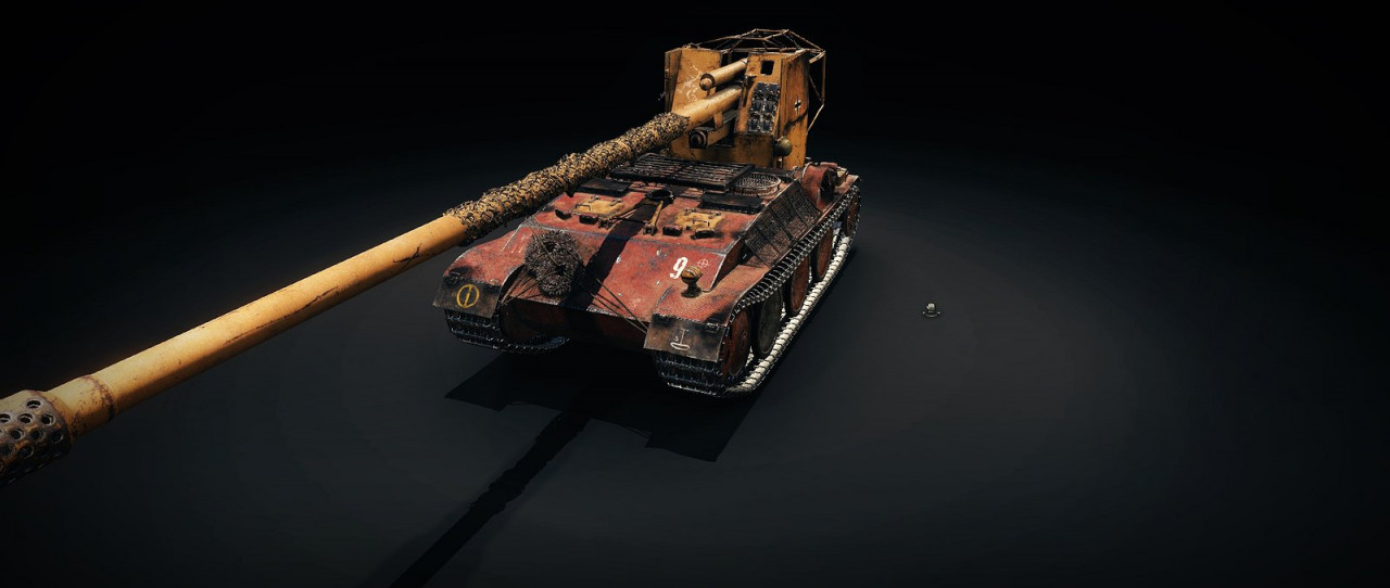 NY IC-7, Grille 15, Bat-Chât. 25 t, T57 Heavy Tank