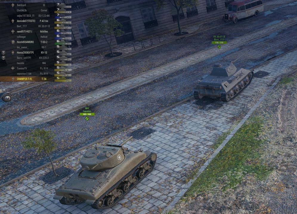 CHAMPi's Tank Contour Icons - Style 2