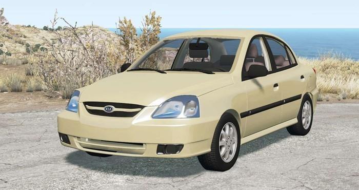 Kia Rio Sedan (DC) 2003