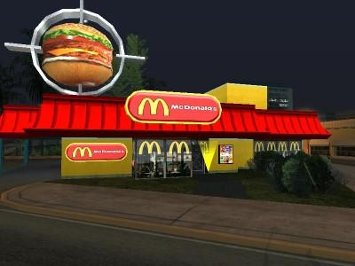 McDonalds Mod