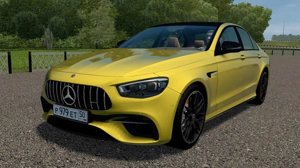 Mercedes-Benz E63S 4Matic + 2020