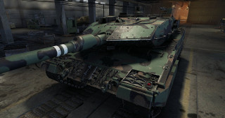 [replaceAnyTank] Leopard2A5 from WT