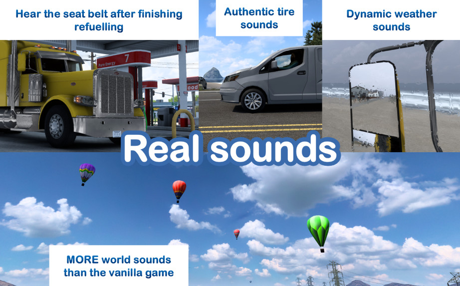 Sound Fixes Pack ETS2
