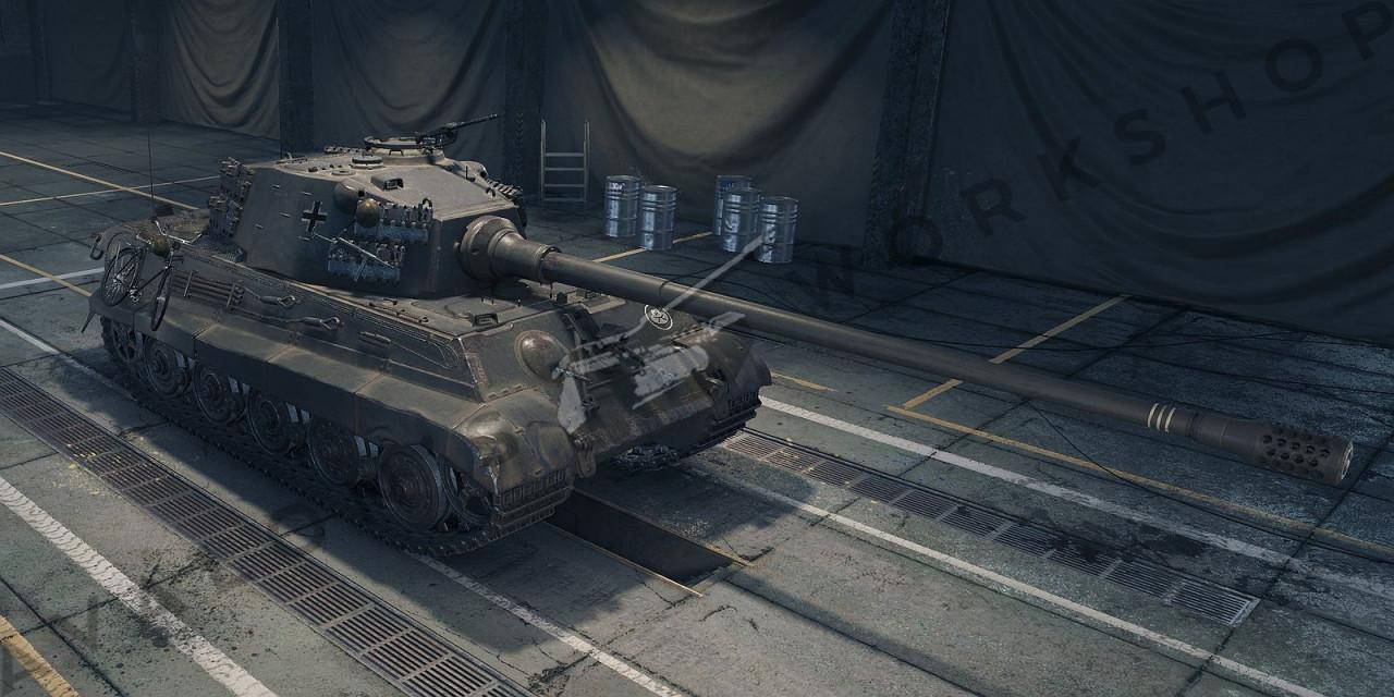 Avalon's Pz. Befw. VIB Tiger II 'Faust'