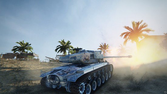 T26E4 Super Pershing [Shining Blade]