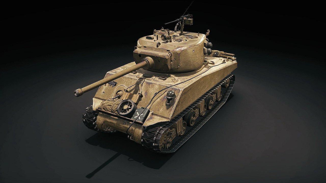 Shimada_sama's M4A3E2 Sherman Jumbo