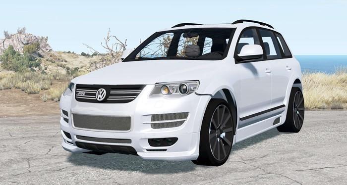 Volkswagen Touareg R50 (Typ 7L) 2007