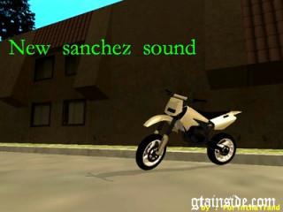 New Sanchez Sound