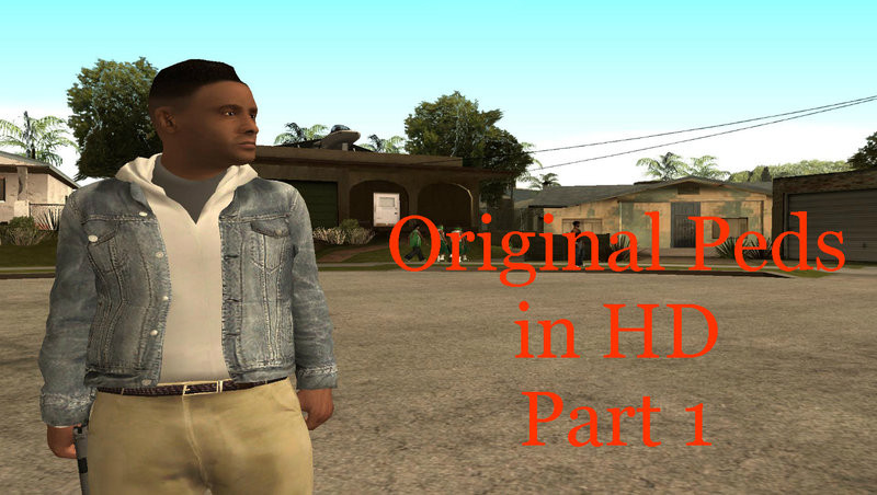Original HD Peds Pack (Part 1)