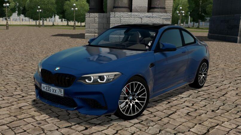 BMW M2 COMPETITION 2018 (DRIFT VERSION)