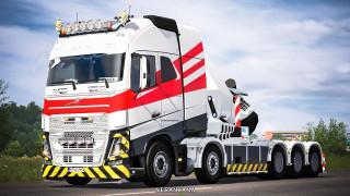 Volvo FH16 2012 Mega Mod by RPIE