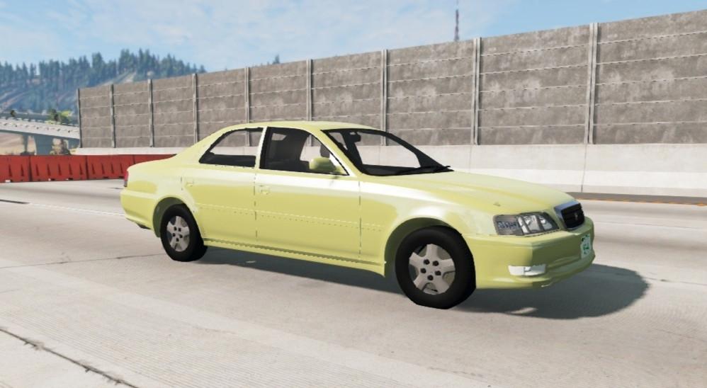 Toyota Cresta 100