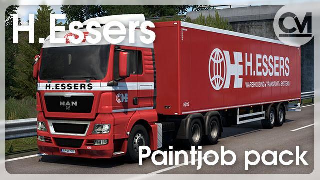 H.Essers Paintjob Pack