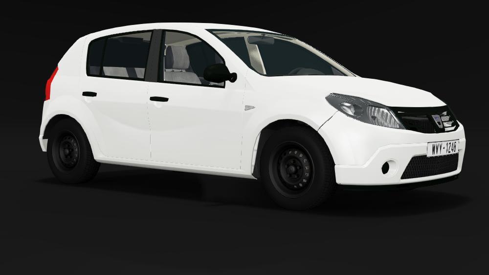Dacia Sandero MK1