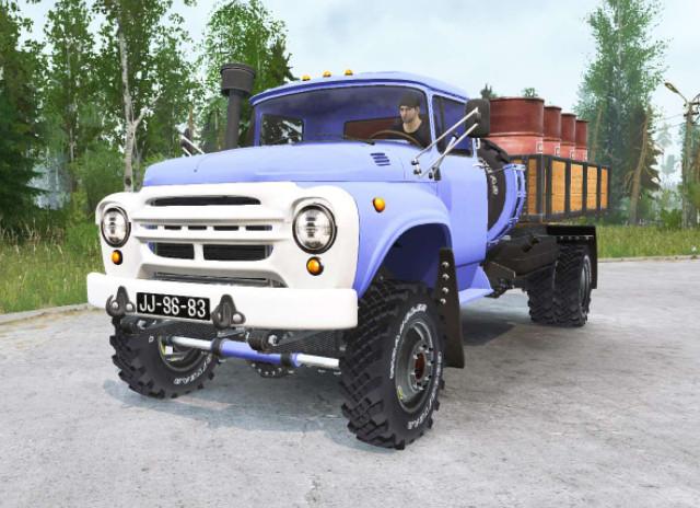 ZIL-130G 4x4
