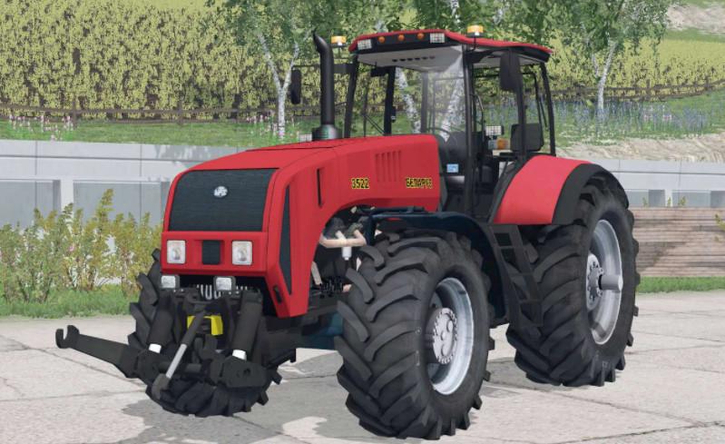 MTZ-3522 Belarus