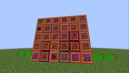 XtrArdA Ruby Mod for 1.16.5 Forge