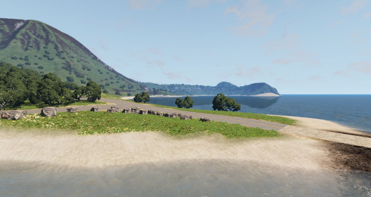 BUMPY ISLAND