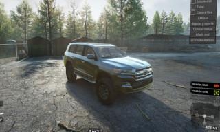 Toyota Land Cruiser Lc200