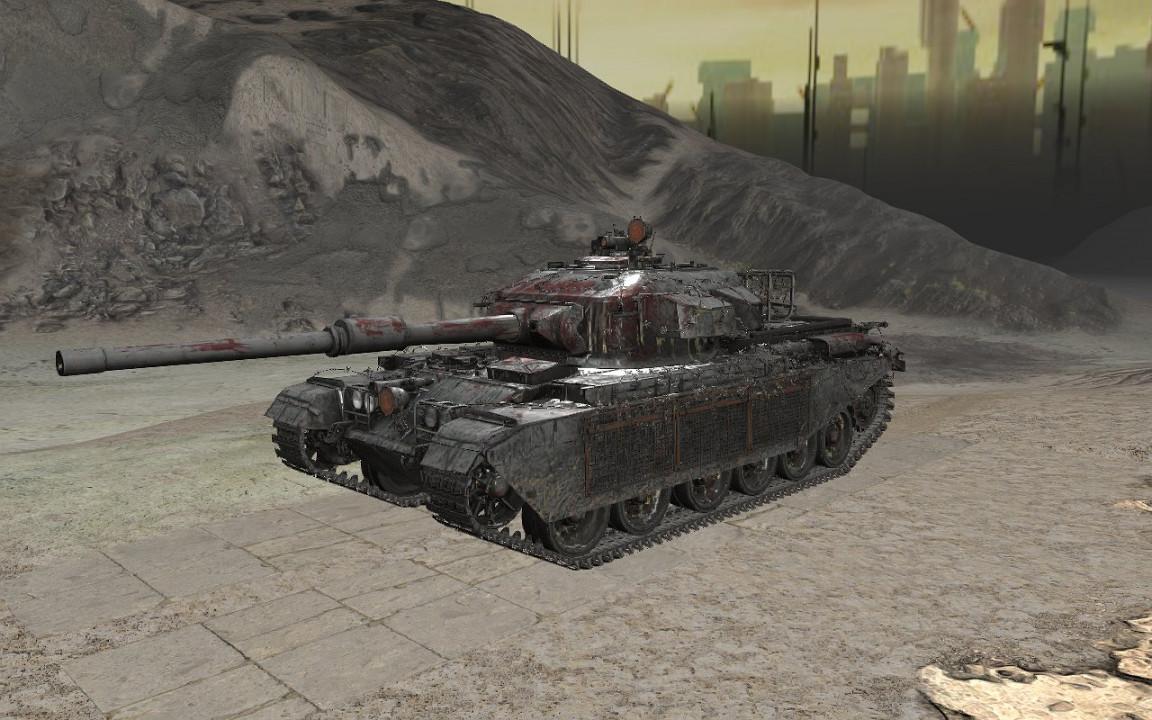 Centurion Mk3 7/1