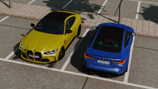 BMW M4 G82 Competition 2021 (updated)