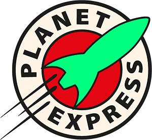 Planet Express National Decals