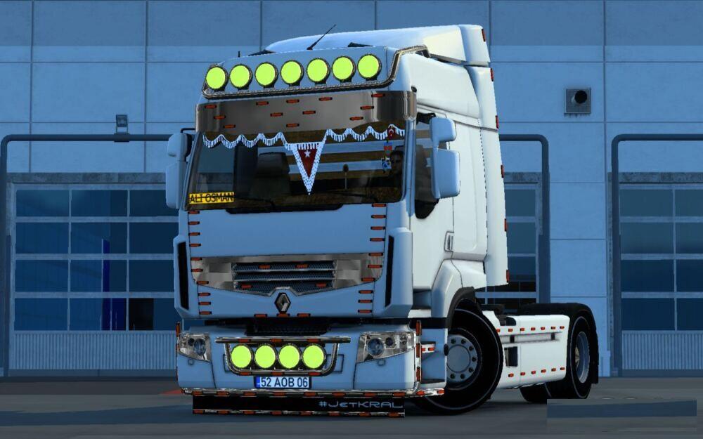 Renault Premium Edit