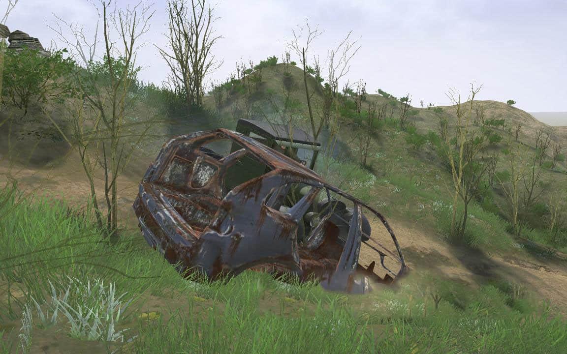 Broken BMW editor
