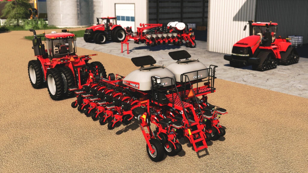 Case IH 2150 Early Riser Planters Series