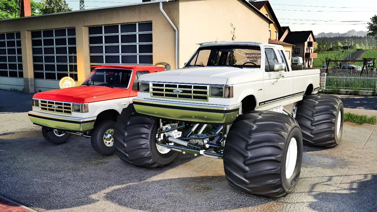 Ford F250 1989
