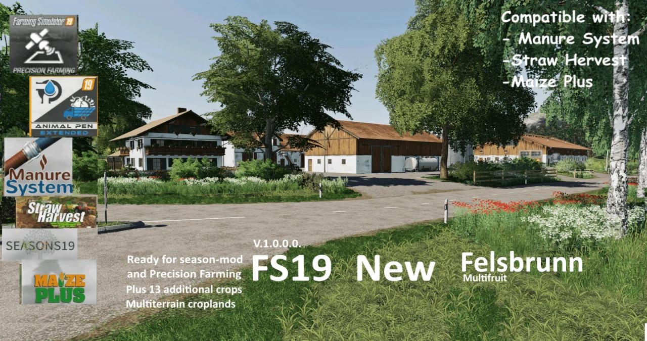 New Felsbrunn (multifruit)