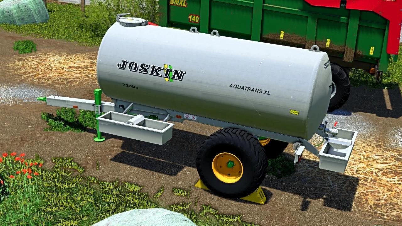 Joskin Aquatrans 7300 S