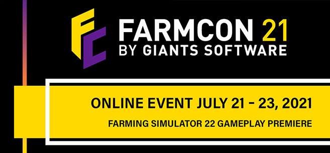Farming Simulator 22 Gameplay Will Be Premiered in FarmCon 21