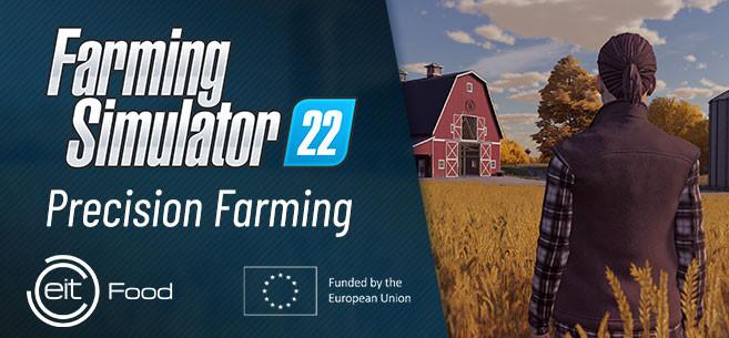 Free DLC for Farming Simulator 22: Precision Farming