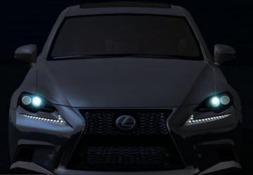 Lexus IS350 FSPORT 2014