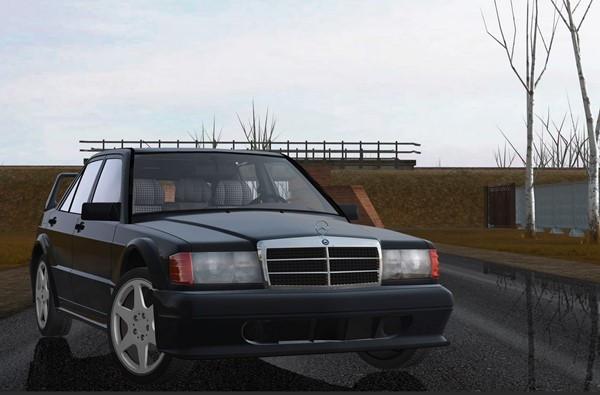 Mercedes-Benz 190E 2.5 16 Evolution II (W201)