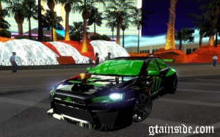 Mitsubishi Lancer Evolution X E&R Productions