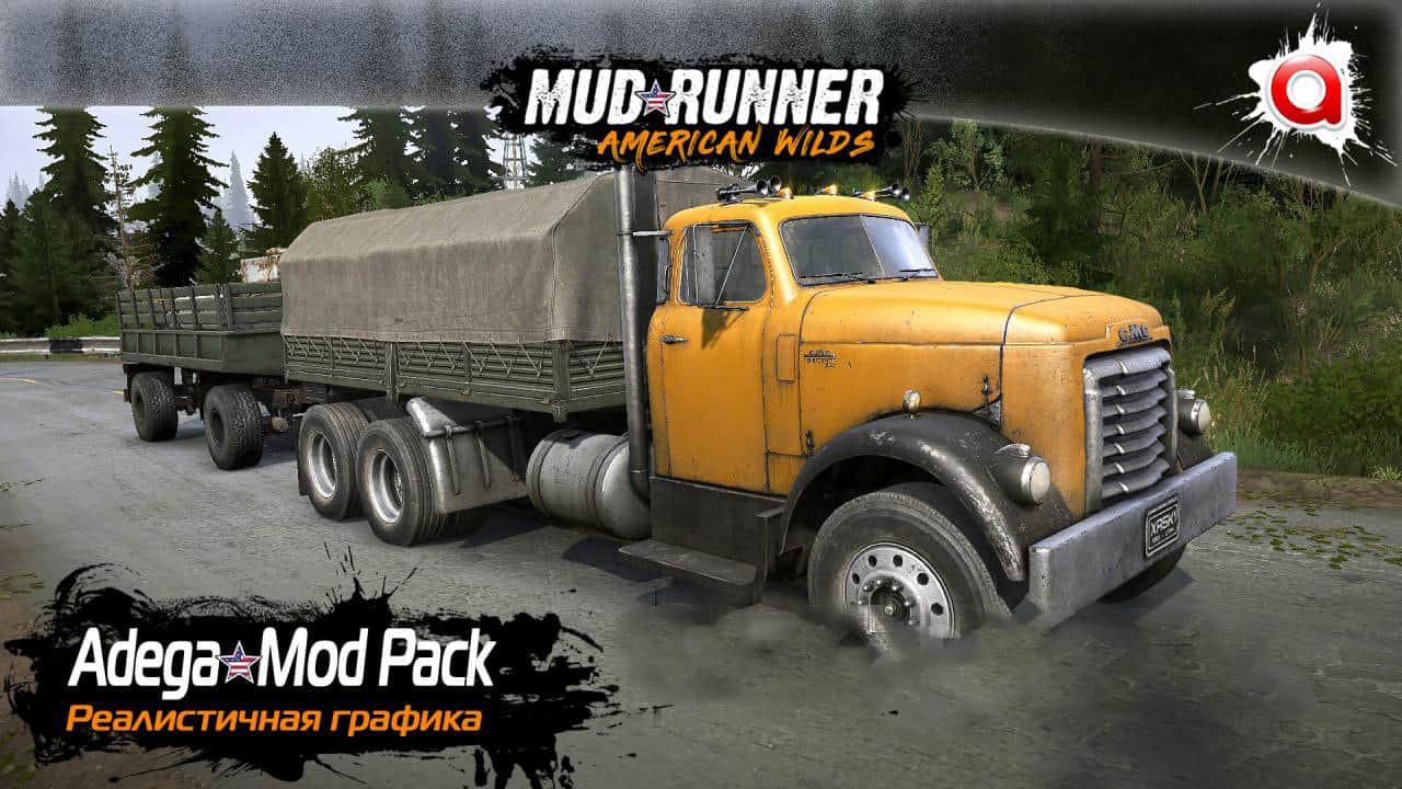Realistic Graphics Adega Mod Pack