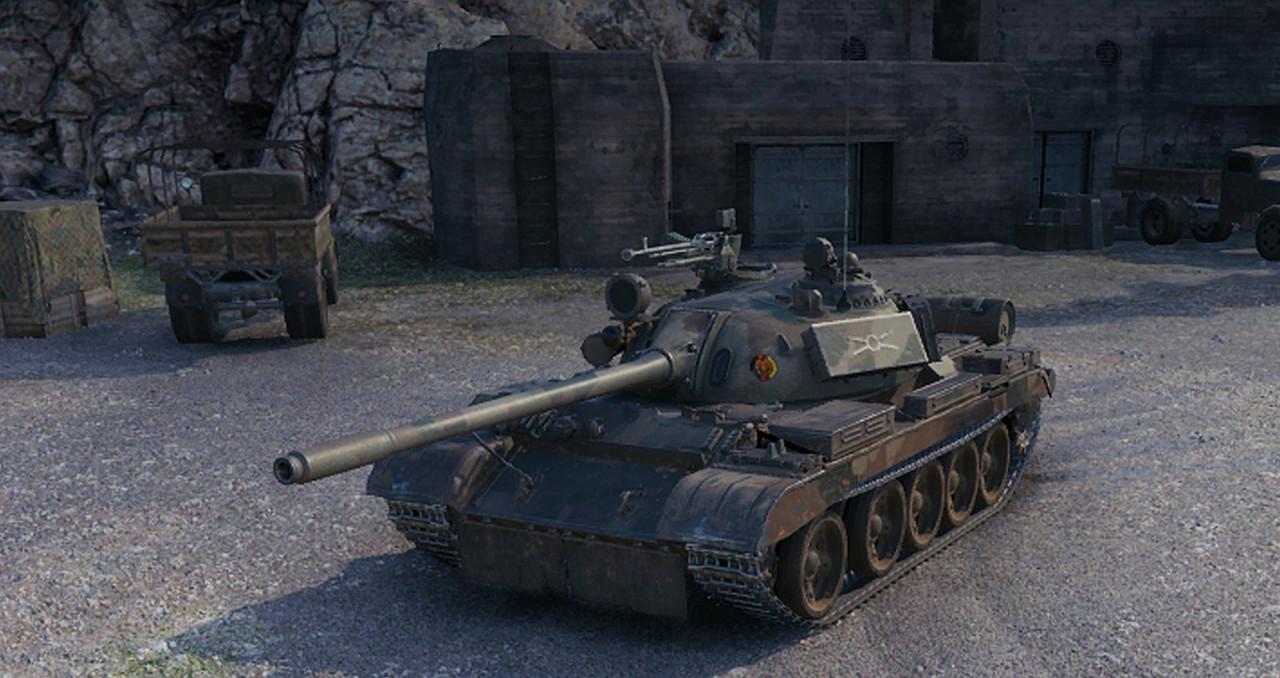 T55A Combat