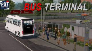 Bus Stations + Passenger Mod